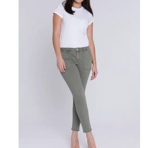Seven7 Utility ankle skinny jeans